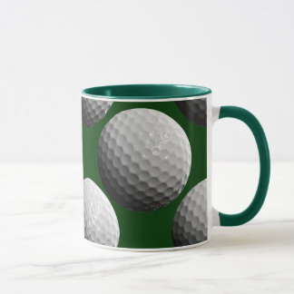cool golf balls mug
