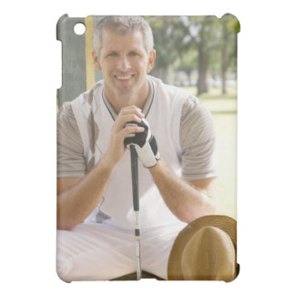 Cool golfer iPad mini cases