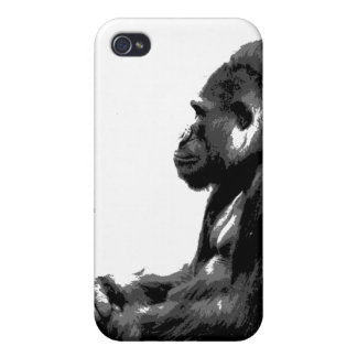cool gorilla iphone case cases for iPhone 4
