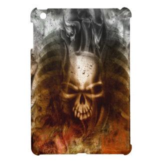 Cool Gothic Skull and Bones iPad Mini Cover