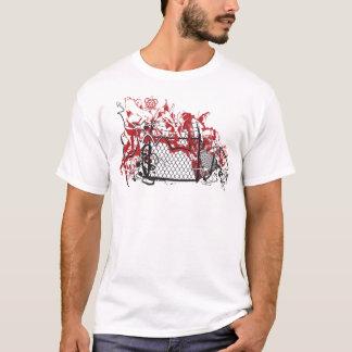 Cool Graffiti Fence.ai T-Shirt