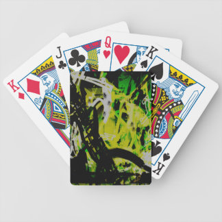 COOL GRAFFITTI EIGHT BICYCLE PLAYING CARDS