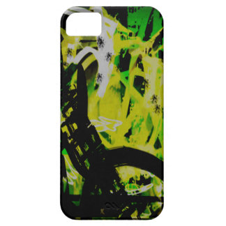 COOL GRAFFITTI EIGHT iPhone SE/5/5s CASE