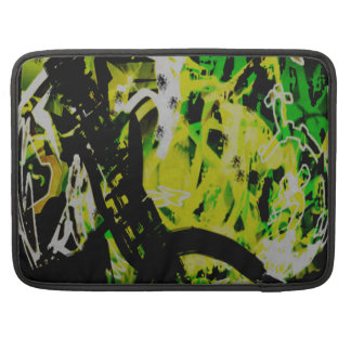 COOL GRAFFITTI EIGHT SLEEVE FOR MacBook PRO