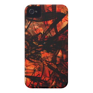 COOL GRAFFITTI FIVE iPhone 4 COVER