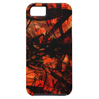 COOL GRAFFITTI FIVE iPhone SE/5/5s CASE