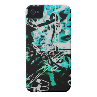 COOL GRAFFITTI SEVEN Case-Mate iPhone 4 CASE