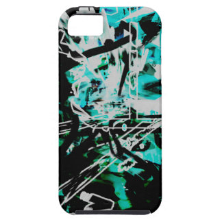 COOL GRAFFITTI SEVEN iPhone SE/5/5s CASE