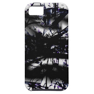 COOL GRAFFITTI SIX iPhone SE/5/5s CASE