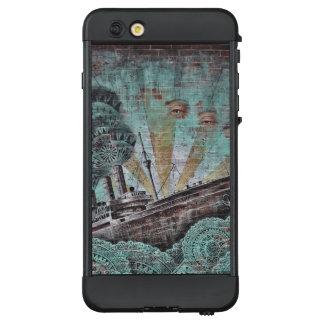 Cool Grafitti Art LifeProof NÜÜD iPhone 6 Plus Case