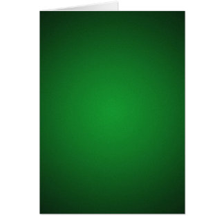 Cool Grainy Green-Black Vignette Greeting Card