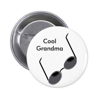 Cool Grandma Button