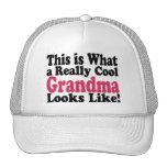 Cool Grandma Trucker Hat