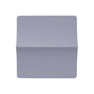 Cool Gray Star Dust Checkbook Cover