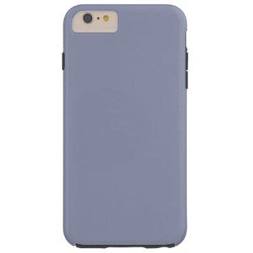 Cool Gray Tough iPhone 6 PLUS Case