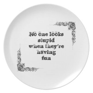 Cool great simple wisdom philosophy tao sentence dinner plate