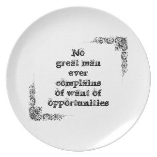 Cool great simple wisdom philosophy tao sentence t dinner plate