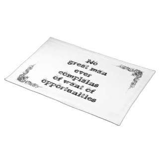 Cool great simple wisdom philosophy tao sentence t placemat
