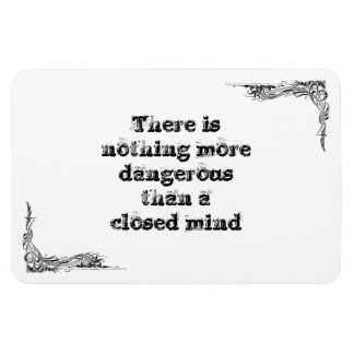 Cool great simple wisdom philosophy tao sentence t rectangular photo magnet