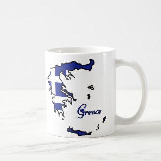 Cool Greece Coffee Mug
