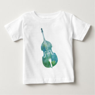 Cool Green Bass Baby T-Shirt