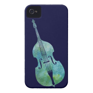 Cool Green Bass iPhone 4 Cases