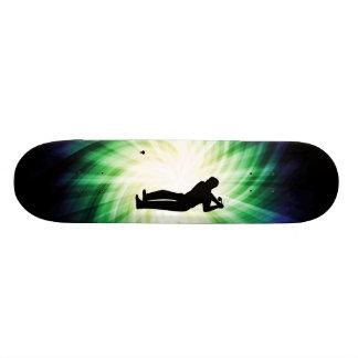 Cool Green Golf Skateboard Decks