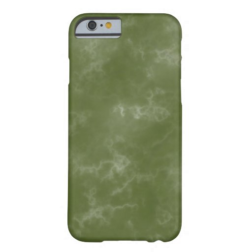 Cool Green Marbled IPhone Case