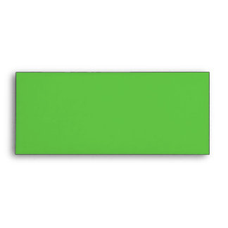 Cool Green Monsters and Zombies Envelope