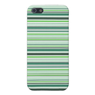 Cool Green Stripes Case For iPhone SE/5/5s