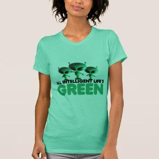 Cool green women's T-Shirt