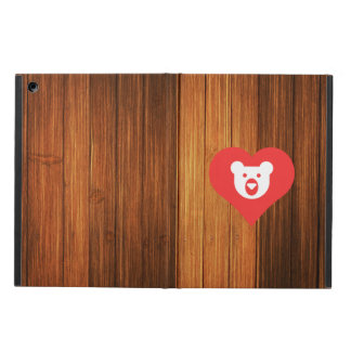 Cool Grizzly Bears Picto iPad Air Cases