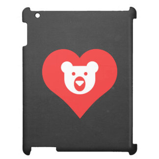 Cool Grizzly Bears Picto iPad Cover