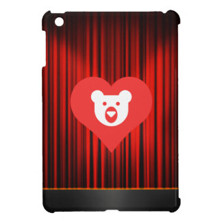 Cool Grizzly Bears Picto iPad Mini Cases