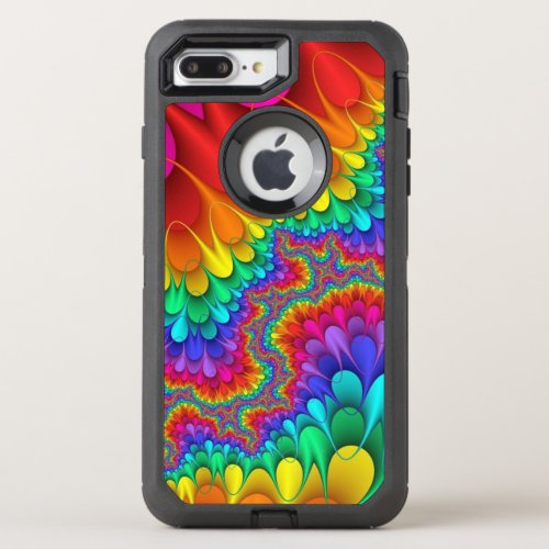 Cool Groovy Colors Otter Box Phone Case