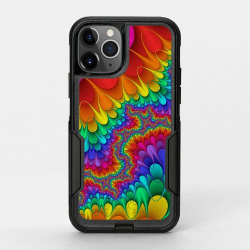 Cool Groovy Colors Otter Box Phone Case Phone Case