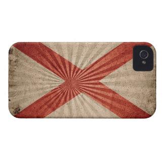 Cool Grunge Alabama Flag iPhone 4 Case-Mate Cases