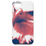Cool Grunge Bald Eagle iPhone 5 Cases