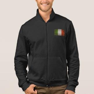 Cool Grunge Grungy Italy Italia Italian Flag Jackets