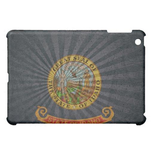 Cool Grunge Idaho Flag iPad Mini Covers