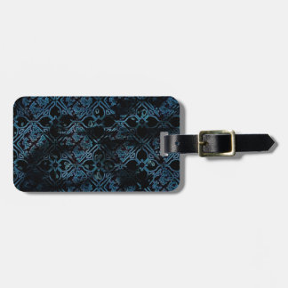 Cool Grunge Medieval Print Tags For Bags