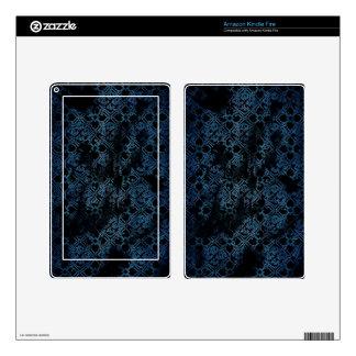 Cool Grunge Medieval Print Skins For Kindle Fire