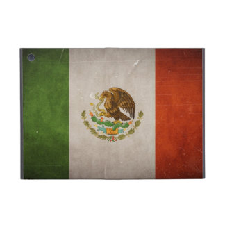 Cool Grunge Mexico Mexican Flag iPad Mini Case