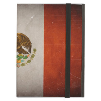 Cool Grunge Mexico Mexican Flag Case For iPad Air