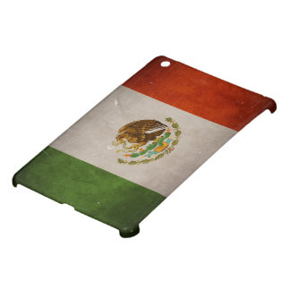 Cool Grunge Mexico Mexican Flag Case For The iPad Mini
