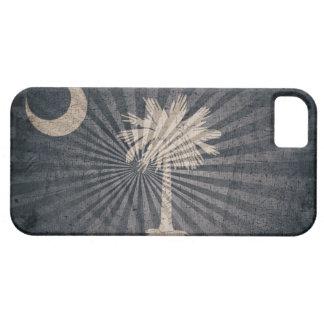 Cool Grunge South Carolina Flag iPhone 5 Covers