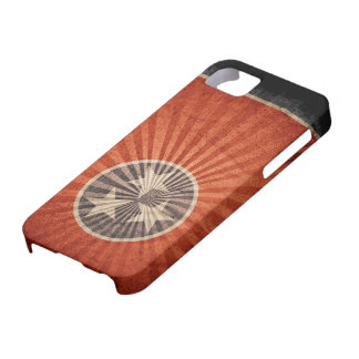 Cool Grunge Tennessee Flag iPhone 5 Case