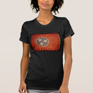 Cool Grunge Tennessee Flag Shirt