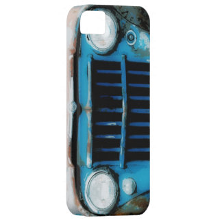 Cool Grunge Vintage Truck Grille iPhone SE/5/5s Case