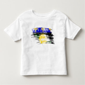 Cool  Guadeloupean flag design T Shirts